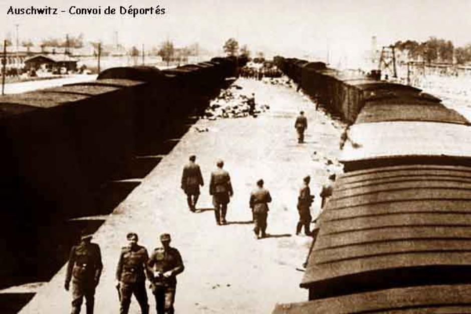 Le convoi du 24 janvier 1943, dit convoi des 31 000
