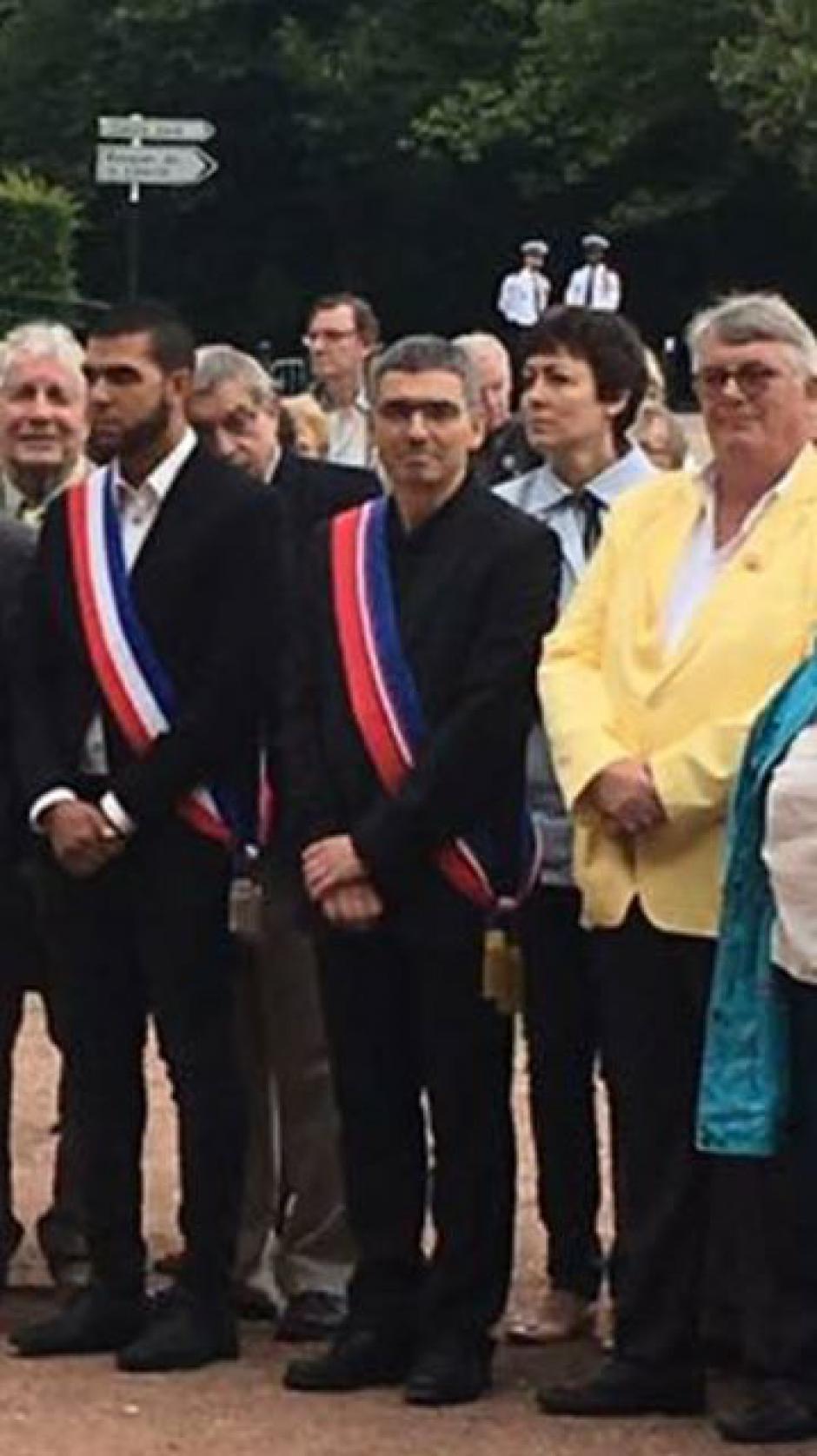 Commémoration pour le souvenir des fusillés au Mont-Valérien